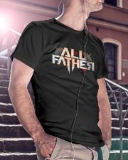 Viking Father Classic T-Shirt lifestyle-mens-crewneck-front-5