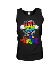 Love Is Love Unisex Tank thumbnail