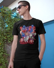 Love Selkirk Rex Classic T-Shirt apparel-classic-tshirt-lifestyle-17