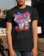 Love Selkirk Rex Classic T-Shirt apparel-classic-tshirt-lifestyle-29