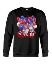 Love Selkirk Rex Crewneck Sweatshirt tile