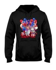 Love Selkirk Rex Hooded Sweatshirt tile