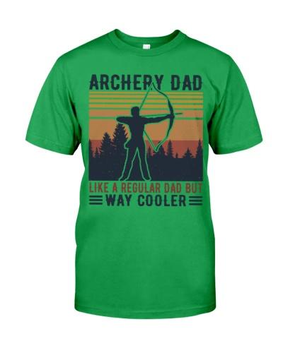 Archery Dad