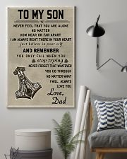 To My Son 11x17 Poster lifestyle-poster-1