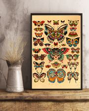 Scientific Illustration Butterfly 11x17 Poster lifestyle-poster-3