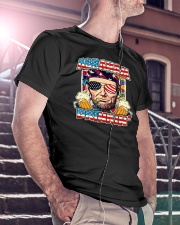 Abe Drinkin Classic T-Shirt lifestyle-mens-crewneck-front-5