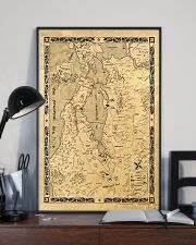 Silicon Valley Lord of the Rings Style 11x17 Poster lifestyle-poster-2