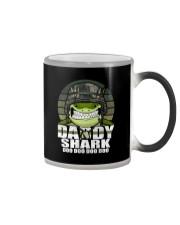 Army Daddy Shark Color Changing Mug thumbnail