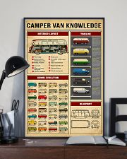Volkswagen Type 2 Knowledge 11x17 Poster lifestyle-poster-2