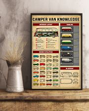 Volkswagen Type 2 Knowledge 11x17 Poster lifestyle-poster-3