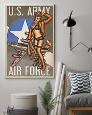 US Army Air Force 11x17 Poster lifestyle-poster-1