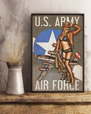 US Army Air Force 11x17 Poster lifestyle-poster-3