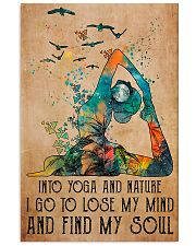 Yoga And Nature 11x17 Poster front