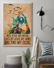 Yoga And Nature 11x17 Poster lifestyle-poster-1