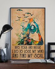 Yoga And Nature 11x17 Poster lifestyle-poster-2