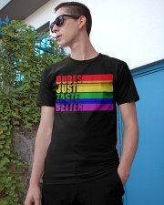 Proud To Be Gay Classic T-Shirt apparel-classic-tshirt-lifestyle-17