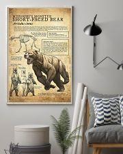 Prehistoric Animals - Bear 11x17 Poster lifestyle-poster-1