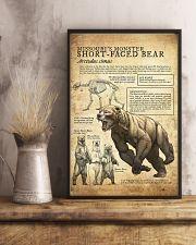 Prehistoric Animals - Bear 11x17 Poster lifestyle-poster-3