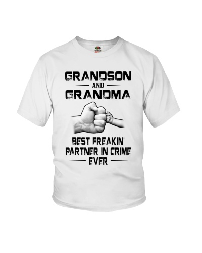 Grandson and Grandma Shirts