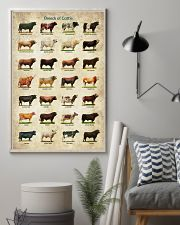 Breeds of Cattle 11x17 Poster lifestyle-poster-1
