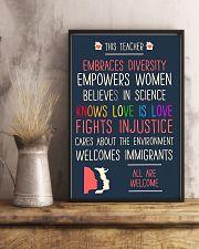 This Teacher 11x17 Poster lifestyle-poster-3