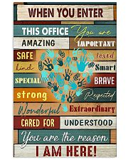 Office Vertical 11x17 Poster front