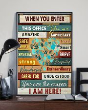 Office Vertical 11x17 Poster lifestyle-poster-2