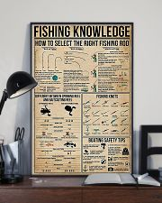Fishing Knowledge 11x17 Poster lifestyle-poster-2