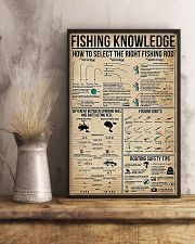 Fishing Knowledge 11x17 Poster lifestyle-poster-3