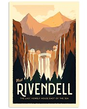 Rivendell 11x17 Poster front