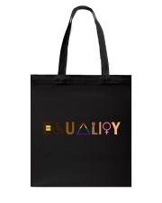 Equality Tote Bag thumbnail