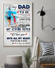 To My Dad 11x17 Poster lifestyle-poster-1