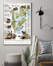 Dinosaurs of North America 11x17 Poster lifestyle-poster-1