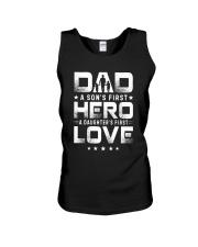 Love Dad Unisex Tank thumbnail