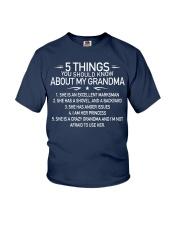 grandma Youth T-Shirt front