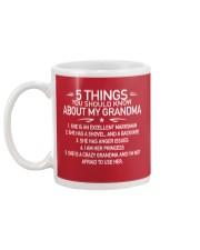 grandma Mug back