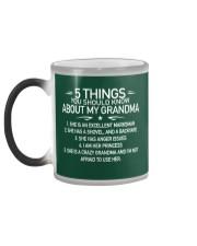 grandma Color Changing Mug color-changing-left