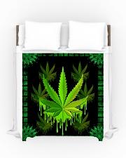 420 Hippie Duvet Cover - Queen aos-duvet-covers-88x88-lifestyle-front-01
