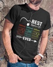 Best DAD Ever Classic T-Shirt lifestyle-mens-crewneck-front-4