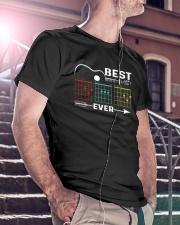 Best DAD Ever Classic T-Shirt lifestyle-mens-crewneck-front-5