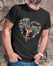 I'm A Friends Aholic Classic T-Shirt lifestyle-mens-crewneck-front-4