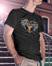 I'm A Friends Aholic Classic T-Shirt lifestyle-mens-crewneck-front-5