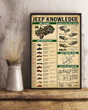 Car  Knowledge 11x17 Poster lifestyle-poster-3