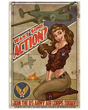 Join The US Army Air Corps Today 11x17 Poster front