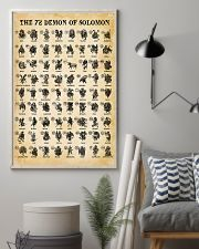 The 72 Demons of Solomon 11x17 Poster lifestyle-poster-1