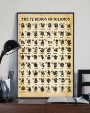 The 72 Demons of Solomon 11x17 Poster lifestyle-poster-2
