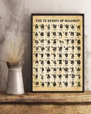 The 72 Demons of Solomon 11x17 Poster lifestyle-poster-3