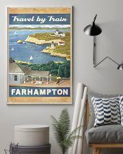 Travel By Train Farhampton 11x17 Poster lifestyle-poster-1