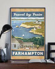 Travel By Train Farhampton 11x17 Poster lifestyle-poster-2