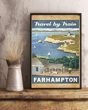 Travel By Train Farhampton 11x17 Poster lifestyle-poster-3
